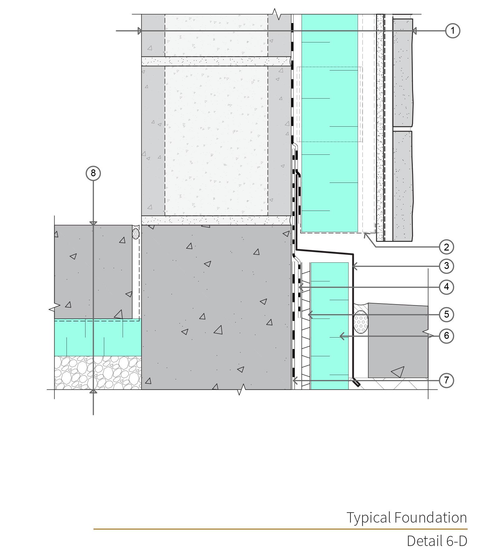 Assembly 6 Detail 6D