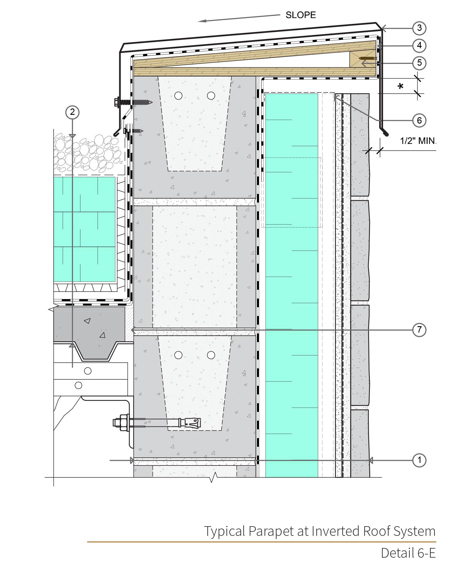 Assembly 6 Detail 6E